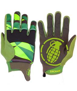 Grenade Task Force Gloves Green