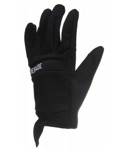 Grenade Team CC935 Gloves Murdered Out Black