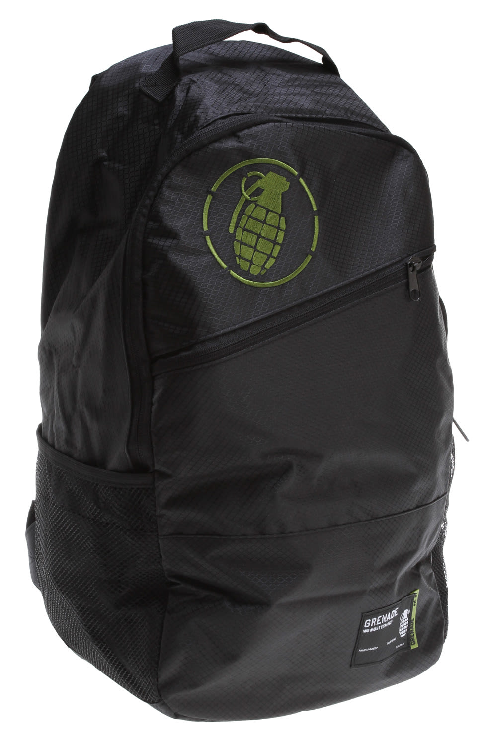 Grenade The Steele Backpack Black