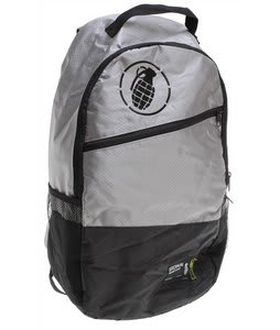 Grenade The Steele Backpack Gray