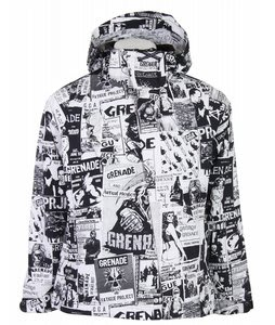 Grenade The Walker Snowboard Jacket