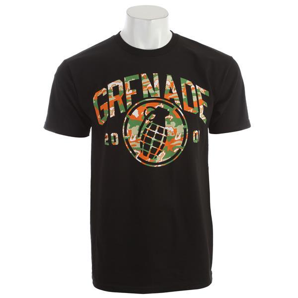 Grenade Tiger Camo T-Shirt