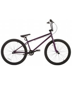 Grenade B12 BMX Bike Purple Passion/Grey 24