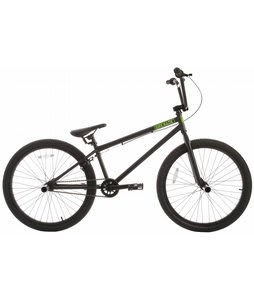 Grenade B12 BMX Bike Pitch Black 24in