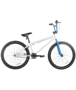 Grenade B12 BMX Bike White 24in