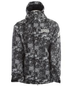 Grenade Tragedy Snowboard Jacket Black