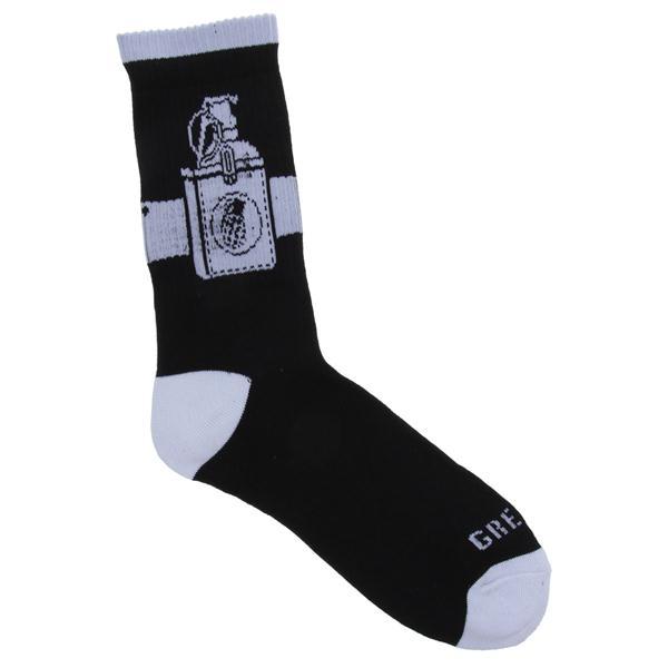 Grenade Tucked Socks