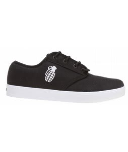 Grenade Unlaced Shoes Black