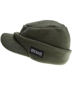 Grenade Visor Beanie Army