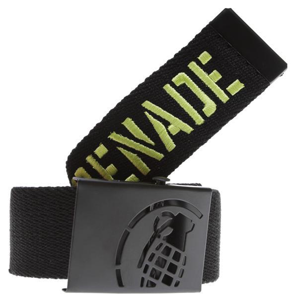 Grenade Web Belt