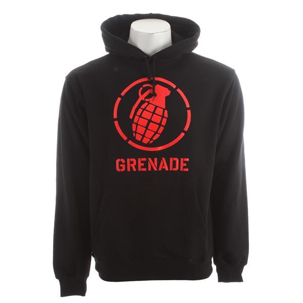Grenade Wordmark Stenz Hoodie