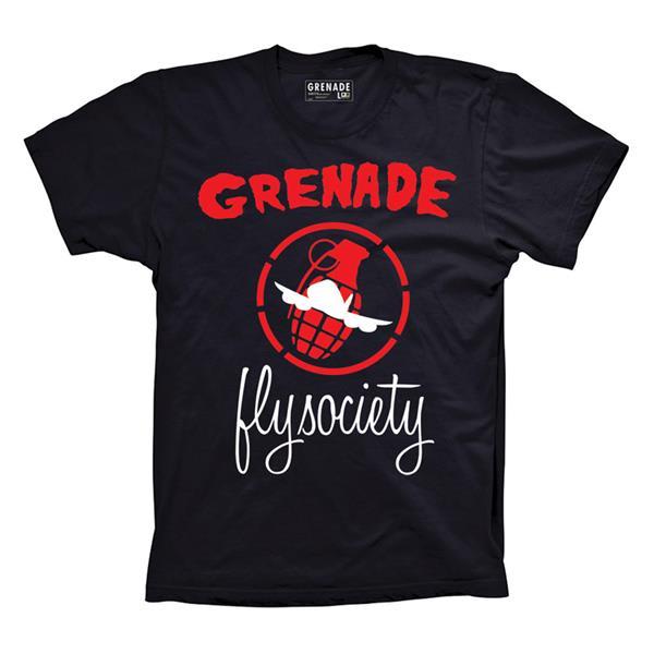 Grenade X Fly Society T-Shirt