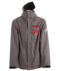 Grenade X Young And Reckless Snowboard Jacket Gray