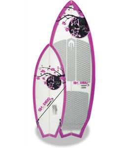 Grindwater V-Star Wakesurfer 4ft 8in