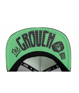 Neff Grouch Cap Green/Black