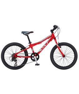 GT Aggressor 20 Bike Gloss Red 19in