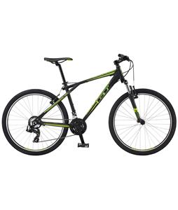 GT Aggressor 3.0 Bike Matte Black 19in (L)
