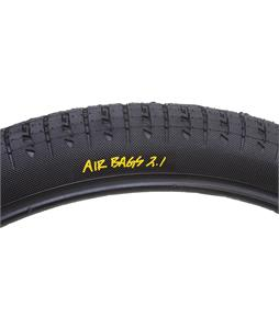 GT Airbag BMX Tire Black 20 X 2.1in
