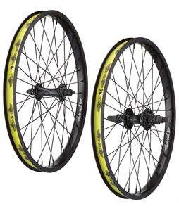GT Amateur BMX Wheel Set Black 20in