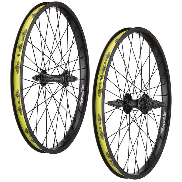 GT Amateur BMX Wheel Set