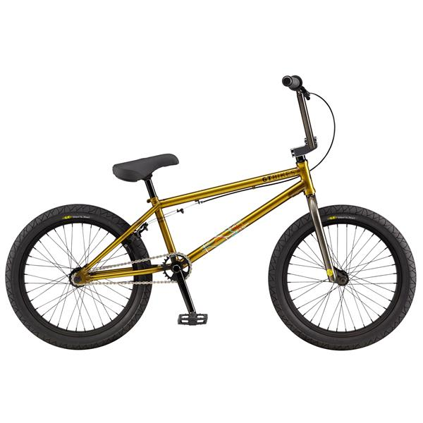 GT BK Team Signature BMX Bike