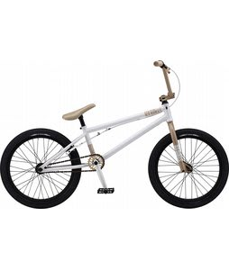 GT Bump BMX Bike Satin White 20in
