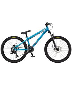 GT Bump 24 Bike Gloss Blue 24in/20.5in Top Tube