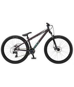 GT Bump 26 Bike Matte Plum 26in/21.5in Top Tube