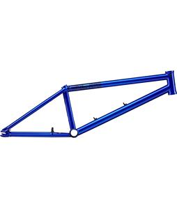 GT Channel BMX Bike Frame Satin Blue 21in Top Tube