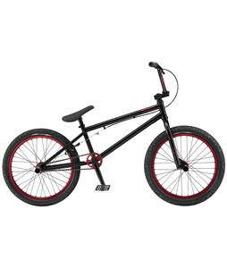 GT Compe BMX Bike Satin Black 20in