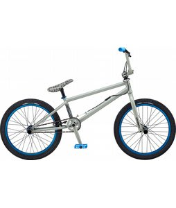 GT Compe BMX Bike Satin Grey 20in