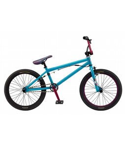 GT Compe Men'S BMX Bike Teal   20in