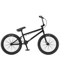 GT DLSY BMX Bike Translucent Gloss Black 20in/20in Top Tube