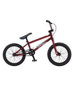 GT Fly 16 BMX Bike Translucent Red Gloss 16in