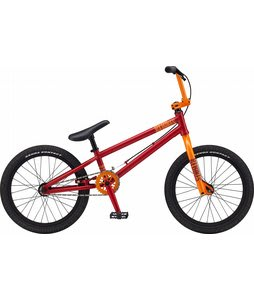GT Fly BMX Bike Satin Blood Red 18