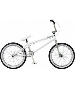 GT Fueler BMX Bike Satin White 20in