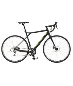 GT Grade Alloy Claris Bike Matte Black 56cm