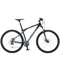 GT Karakoram Sport Bike Matte Black 18.5in (M)