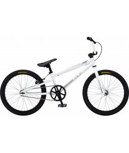 GT Mach One Expert Cb BMX Bike Satin White 20in
