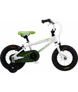 GT Mach One Mini Cb BMX Bike Satin White 12in