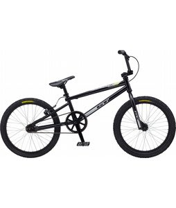 GT Mach One Pro BMX Bike Satin Black 20in