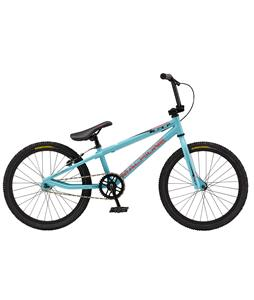 GT Mach One 20 Expert FW BMX Bike Aquamarine Matte Blue 20in/19in Top Tube