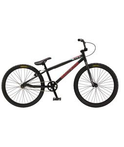 GT Mach One Pro 24 BMX Bike Matte Black 24in/21.75in Top Tube