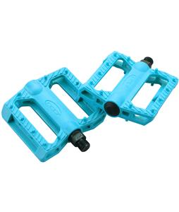 GT Nylon BMX Pedals Blue 9/16in