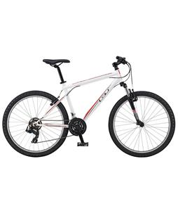 GT Palomar Bike Gloss White 18in (M)