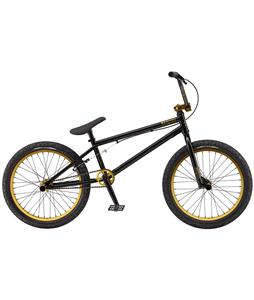 GT Performer BMX Bike Black/Gold 20in