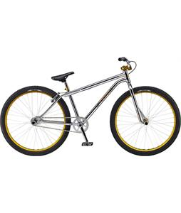 GT Performer BMX Bike Chrome 26in