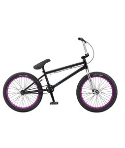 GT Performer 20 BMX Bike Black Gloss 20in/20.75in Top Tube