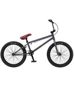 GT Performer 20 BMX Bike Gtghini Gloss Dark Grey 20in/20.5in Top Tube