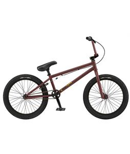GT Performer 20 BMX Bike Matte Red Wine 20in/20.5in Top Tube